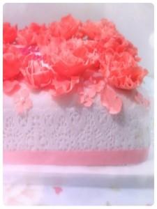 Cherie Kelly's Pre-Wedding Ceremony Cake