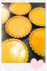 Cherie Kelly's Cantonese/Hong Kong Egg Tarts