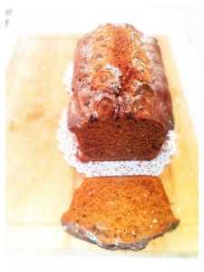 Cherie Kelly's Banana Cake Loaf