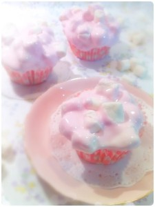 Cherie Kelly's Marshmallow Cupcakes