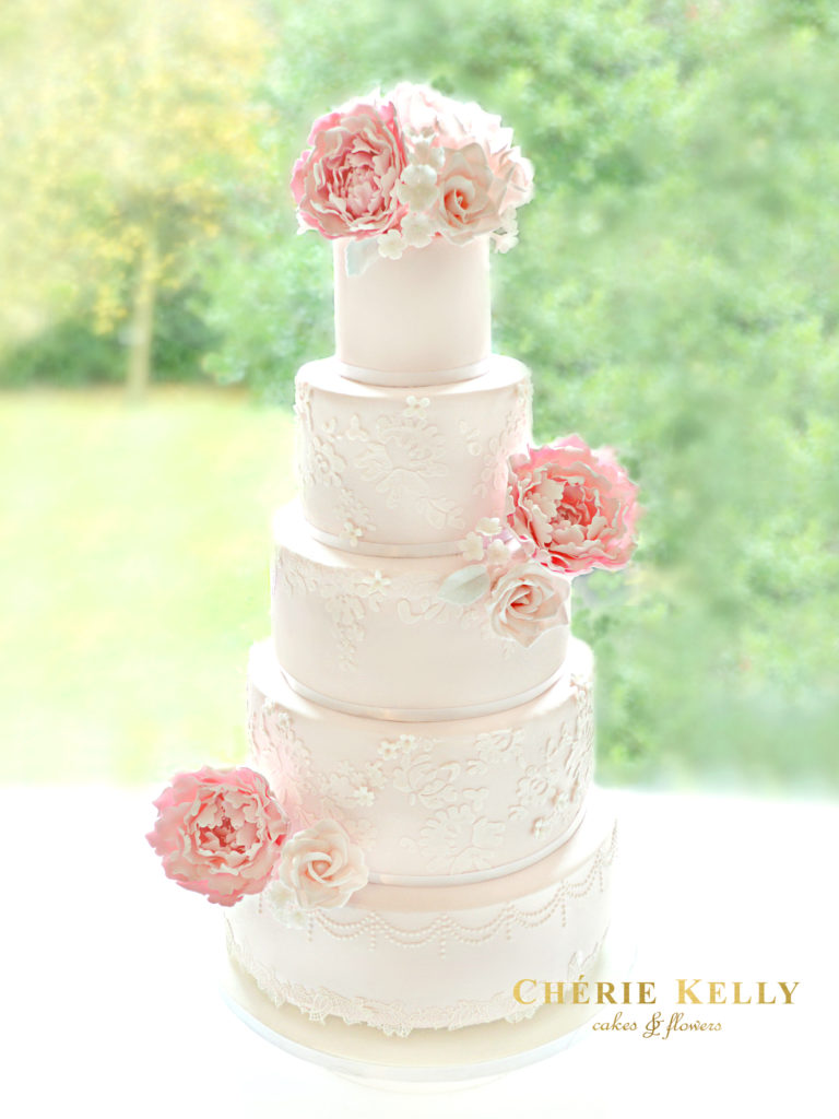 Wedding Cakes Gallery | Chérie Kelly
