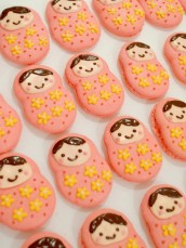 Russian Doll Macarons Cherie Kelly Cake London