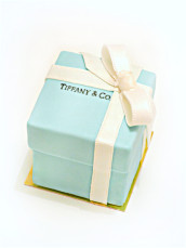 Tiffany Ring Bracelet Jewellery Blue Box Cake London Cherie Kelly