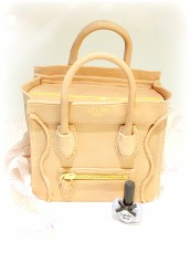 Beige Celine Handbag Cake Cherie Kelly Cake London