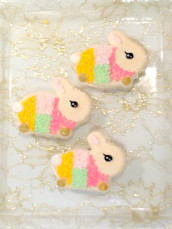 Rabbit Lantern macarons Cherie Kelly Cake London