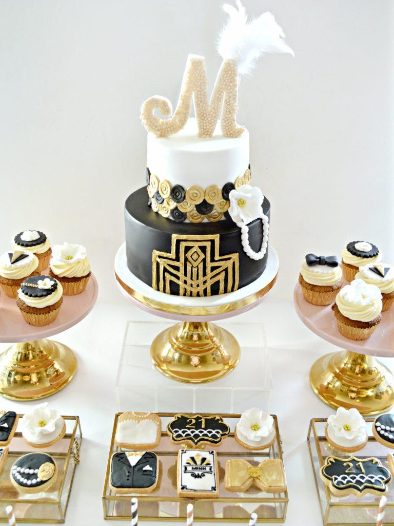 Mrs Desserts Wedding Cakes