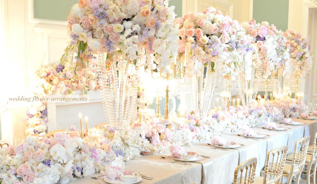 Cherie Kelly Beautiful Wedding Flower Arrangements London
