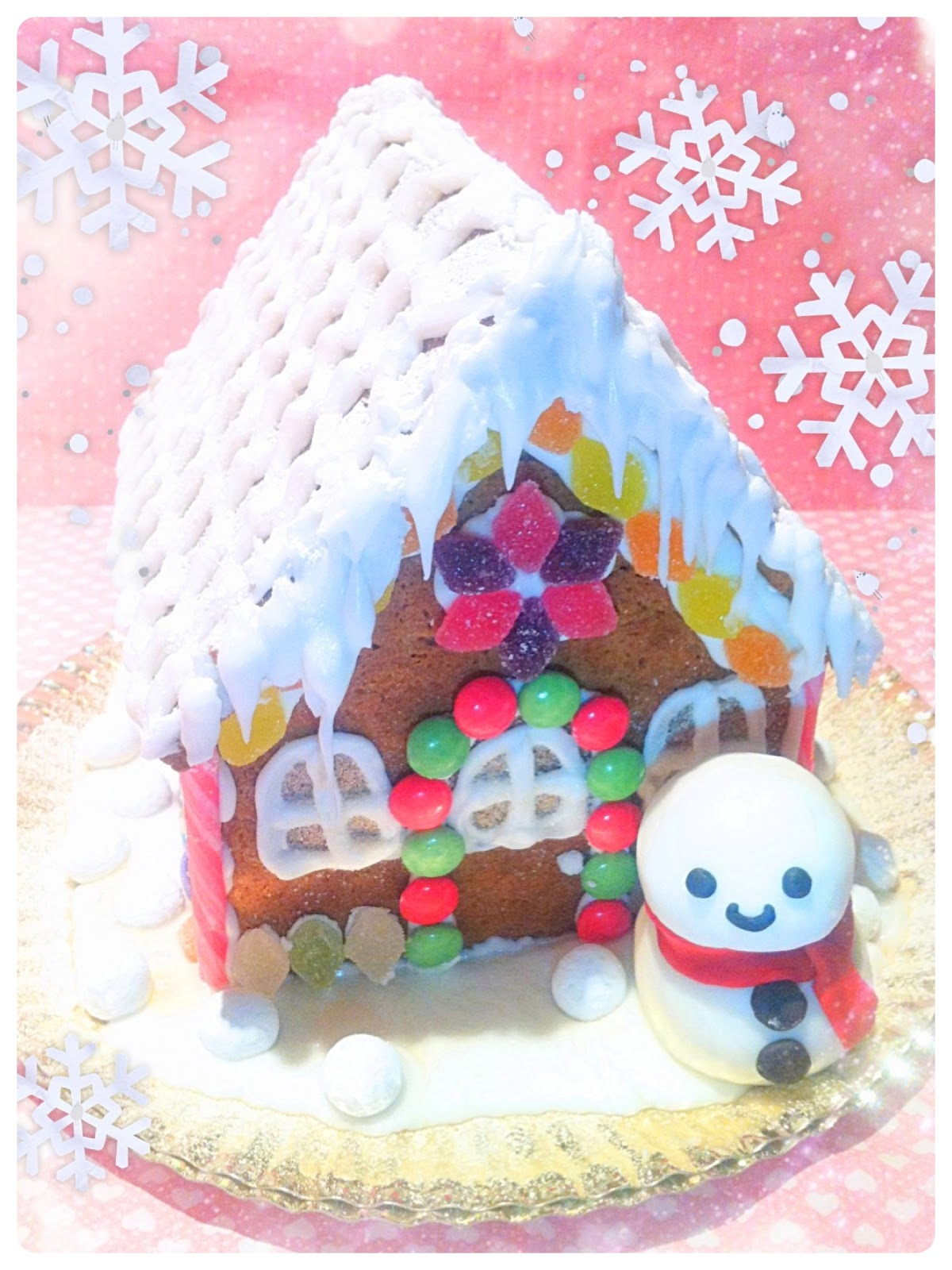 Gingerbread House Cherie Kelly Cake London