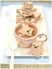 Homemade chocolate marshmallow Cherie Kelly Cake London